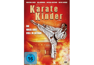 Karate Kinder - (DVD)