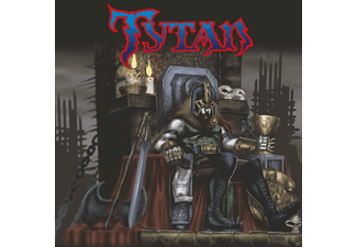 Tytan - Justice: Served ! - (CD)