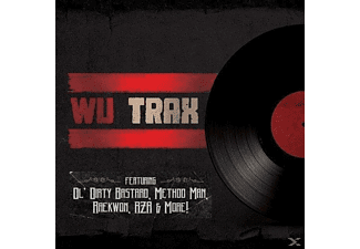 VARIOUS - Wu Trax On Wax - (Vinyl)