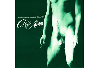 "Asphixiation - ""What Is This Thing Called Disco?"" (LP+12"") - (Vinyl)"