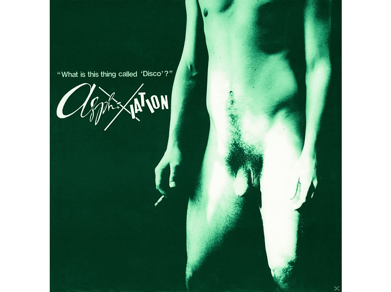 """Asphixiation - """"What Is This Thing Called Disco?"""" (LP+12"""") [Vinyl]"""