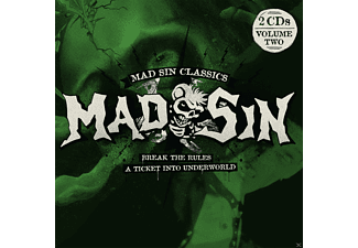 Mad Sin - Break The Rules/A Ticket Into Underworld - (CD)