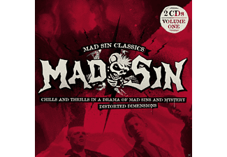 Mad Sin - Chills And Thrills/Distorted Dimensions - (CD)