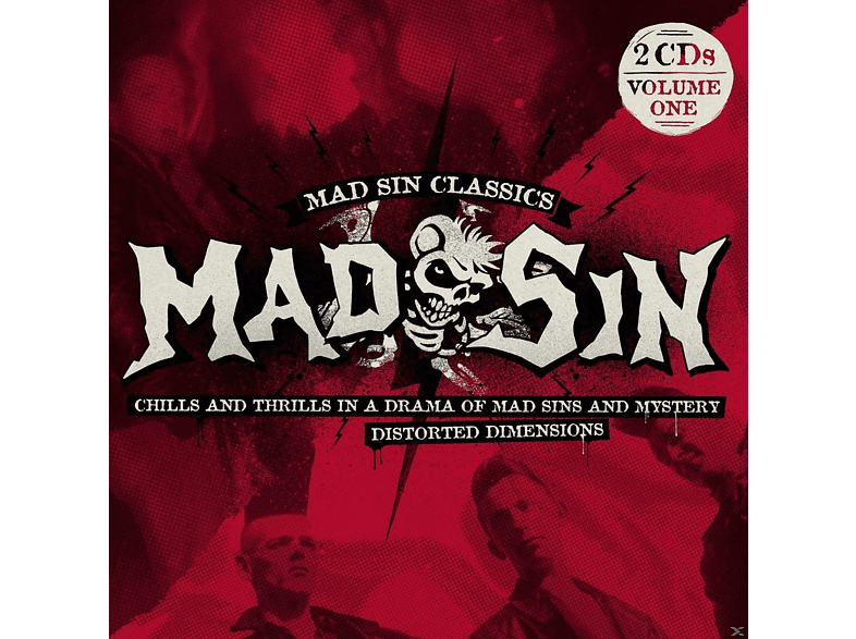 Mad Sin - Chills And Thrills/Distorted Dimensions [CD]