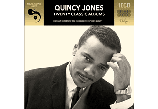 Quincy Jones - 20 CLASSIC ALBUMS - (CD)