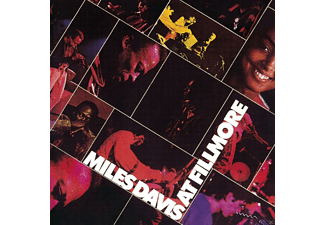 Miles Davis - AT FILLMORE - (CD + CD-ROM)