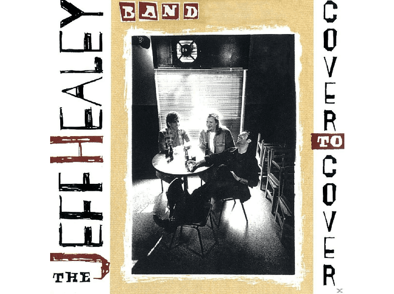 Jeff Healey Band - COVER TO COVER [CD]