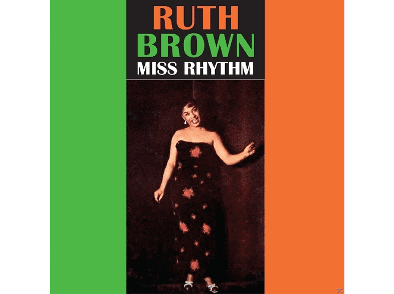 Ruth Brown - MISS RHYTHM [CD]