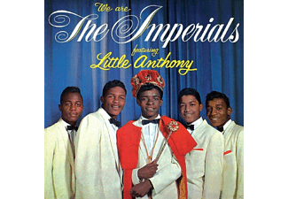 Little Anthony & The Imperials - WE ARE THE IMPERIALS - (CD)