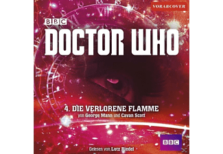 Doctor Who: Die verlorene Flamme - 1 CD - Science Fiction/Fantasy