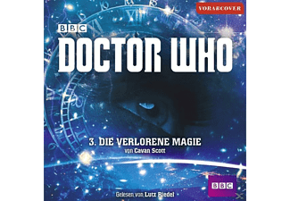 Doctor Who: Die verlorene Magie - 2 CD - Science Fiction/Fantasy