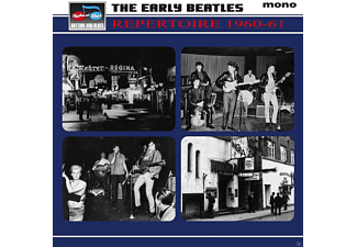 VARIOUS - BEATLES BEGINNINGS 9: THE EARLY BEATLES REPERTOIRE - (CD)
