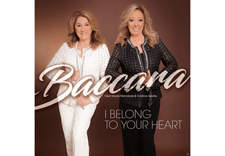 BACCARA FEAT. MARIA MENDIOLA & CRISTINA SEVILLA - I BELONG TO YOUR HEART - (CD)