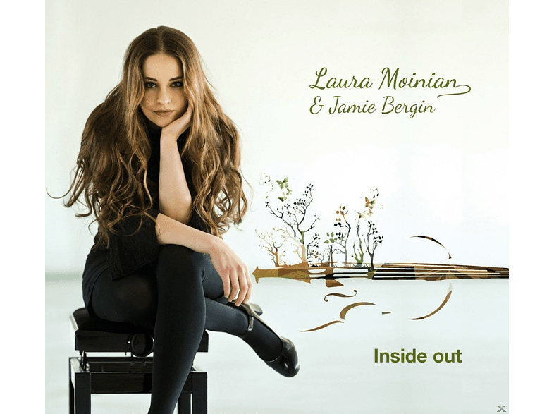 Laura Moinian, Jamie Bergin - INSIDE OUT [CD]