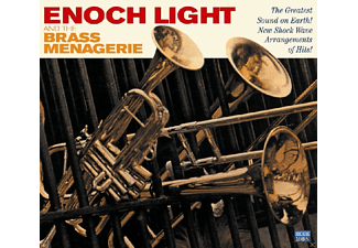 Enoch Light - AND HIS BRASS MENAGERIE - (CD)