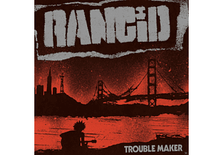 Rancid - TROUBLE MAKER - (CD)