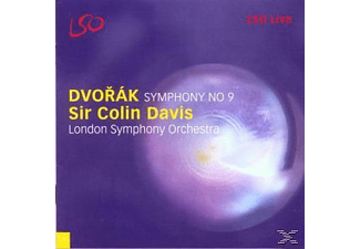London Symphony Orchestra - Symphony No 9 - (CD)