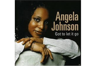 Angela Johnson - Got To Let It Go - (CD)