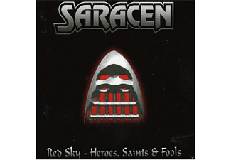Saracen - Red Sky/ Heroes Saints & Fools - (CD)
