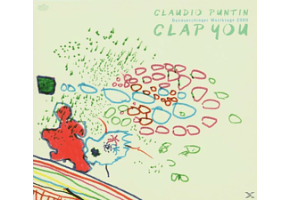 Claudio Puntin - Clap You - (CD)