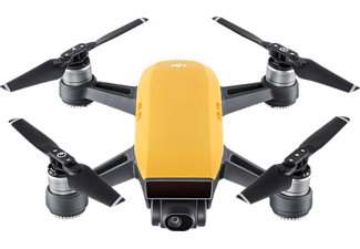 DJI Spark Sunrise Yellow Fly More Combo Drohne