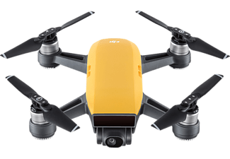 DJI Drone Spark Sunrise Yellow Bundle Fly More