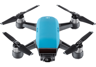 DJI Drone Spark Sky Blue Bundle Fly More