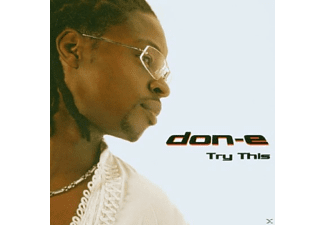 Don E - Try This - (CD)