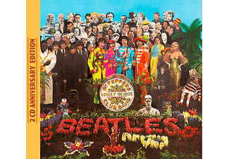 The Beatles - Sgt. Pepper's Lonely Hearts Club Band - Anniversary Deluxe Edition CD