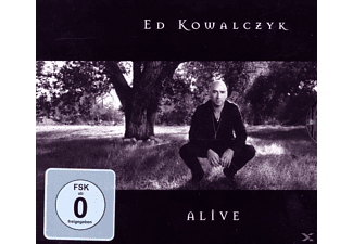 Ed Kowalczyk - Alive (Limited Edition) - (CD + DVD Video)