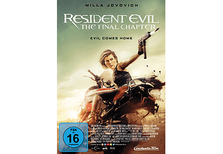 Resident Evil: The Final Chapter Action DVD