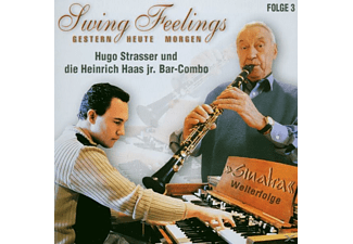 HEINRICH JR.COMB Haas - Swing Feelings 3,Sinatra - (CD)