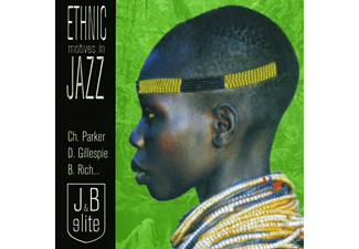 VARIOUS - Ethnic Motives In Jazz - (CD)