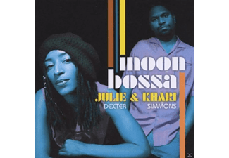 Julie Dexter - Moon Bossa - (CD)