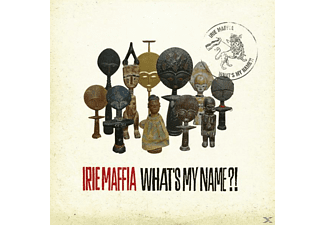 Irie Maffia - What's My Name?! - (CD)