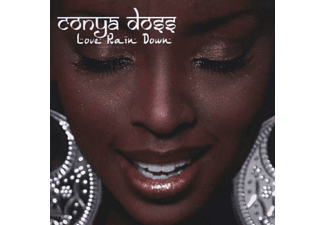 Conya Doss - Love Rain Down - (CD)