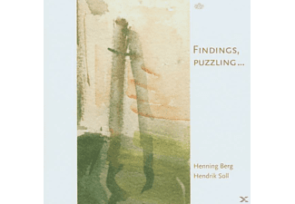 Berg, Henning / Soll, Hendrik - Findings,Puzzling - (CD)