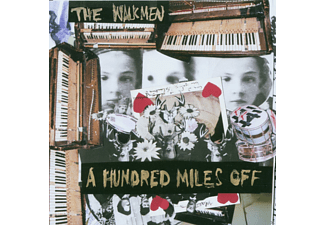 The Walkmen - A Hundred Miles Off - (CD)