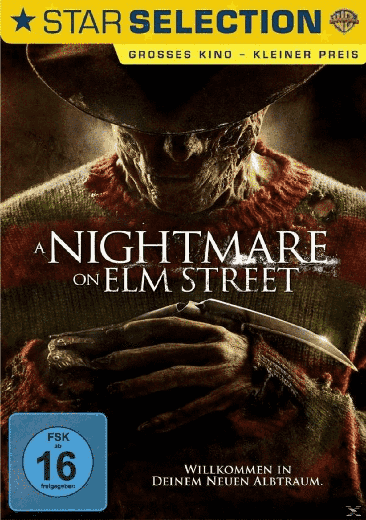 A Nightmare On Elm Street auf DVD