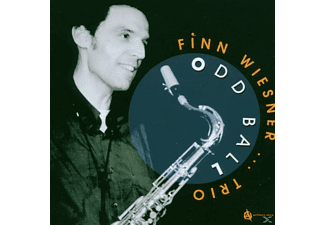 Finn Wiesner - Odd Ball - (CD)