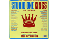 VARIOUS - Studio One Kings [LP + Download]