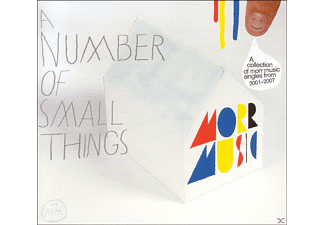 VARIOUS - A Number Of Small Things-Morr Music Singles - (CD)