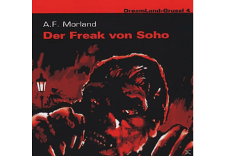 Dreamland Grusel 04: Der Freak von Soho - 1 CD - Horror