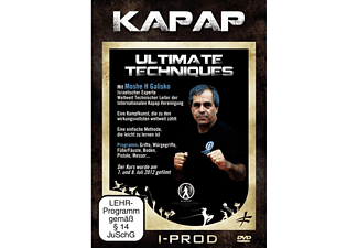 Kapap- Ultimative Techniken - (DVD)