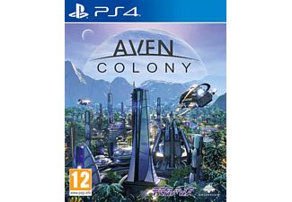 Aven Colony PS4