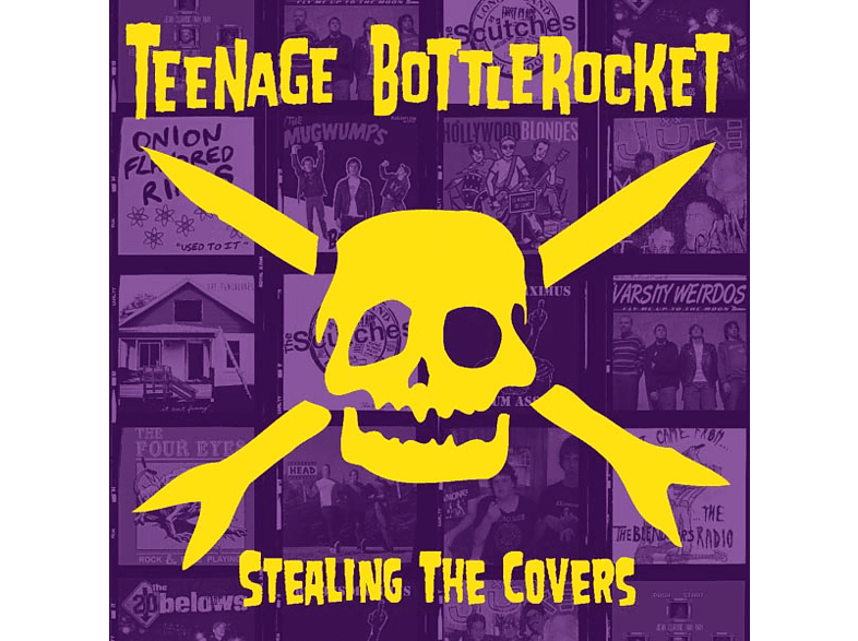 Teenage Bottlerocket - Stealing The Covers [Vinyl]