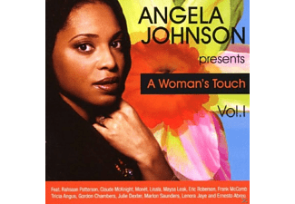 Angela Johnson - A Woman's Touch Vol.1 - (CD)