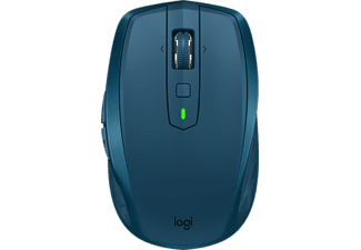 LOGITECH MX Anywhere 2S Wireless Mouse Midnight Teal