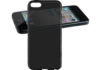 SPADA Slim Protect Airbag Line Handyhülle, Jet Black, passend für Apple iPhone 5, iPhone 5s, iPhone SE