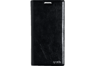 Booklet Case Style Bookcover Huawei P8 Lite (2017)  Schwarz